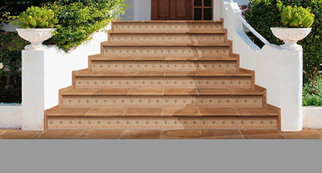 Siena Cotto Nature Ceramica Antislip Natucer