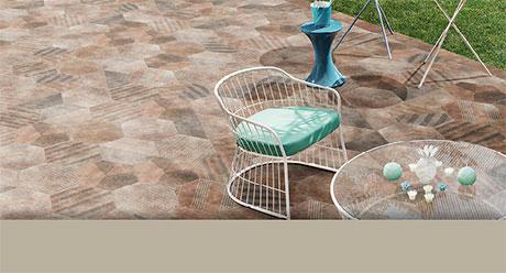 Pavimento exterior estancias ambientes natucer - Tipos de pavimentos exteriores ...