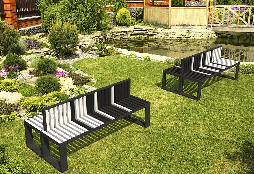 Jardines exteriores estancias ambientes natucer for Mobiliario para exteriores