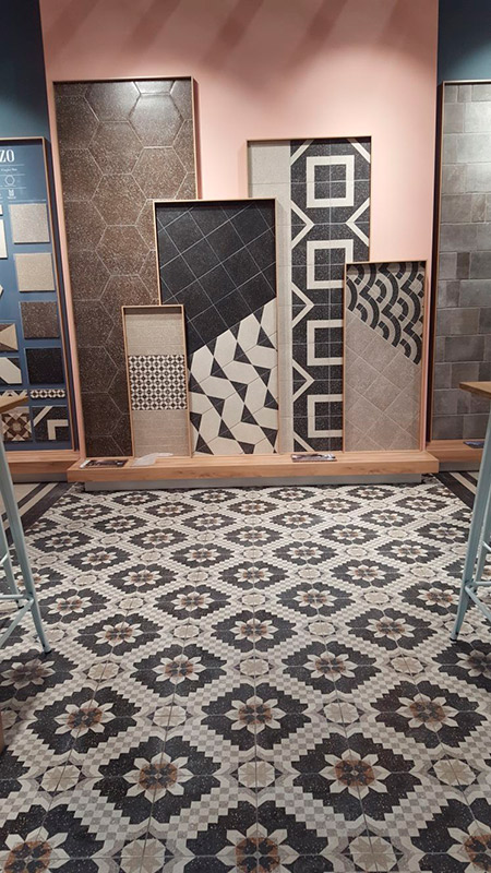 Imagenes Feria Coverings 2018