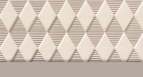 COMPOSICIÓN NEW PANAL ROMBO BEIGE 14 | 50% · NEW PANAL ROMBO TREND CREAM 10 | 50%