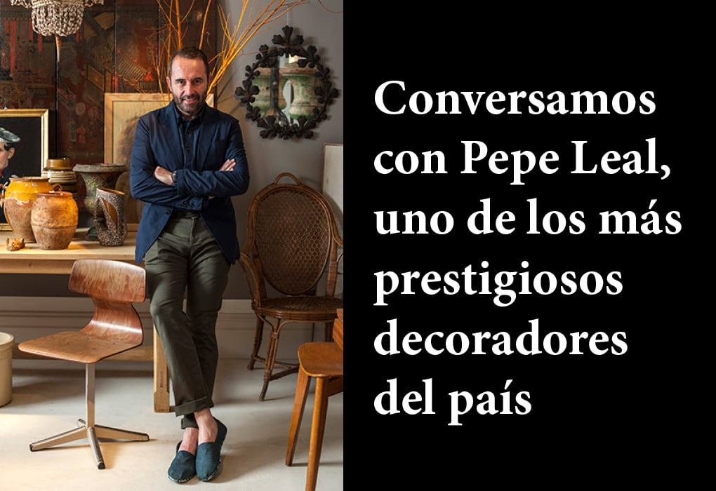 Pepe Leal Interview