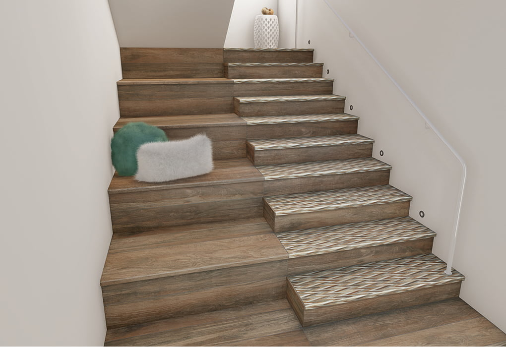 Decor Steps to combine with any floor